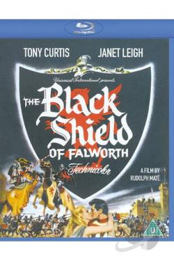 Black Shield of Falworth BRAY Cover Art