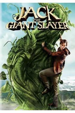 Jack the Giant Slayer DVD Cover Art