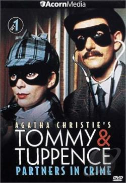 Agatha Christie's Tommy & Tuppence: Partners in Crime - Set 1 DVD Cover Art