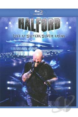 Halford: Live at Saitama Super Arena BRAY Cover Art