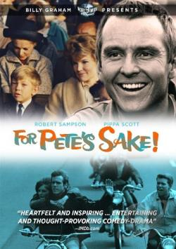 For Pete's Sake! DVD Cover Art