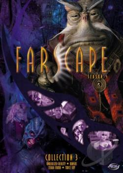 Farscape - Season 4: Vol. 3 DVD Cover Art