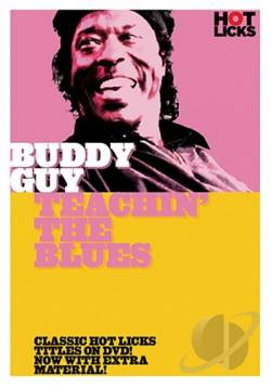 Buddy Guy - Teachin' the Blues DVD Cover Art