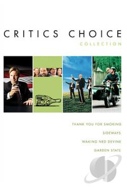 Critics' Choice Collection DVD Cover Art