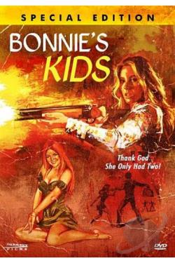 Bonnie's Kids DVD Cover Art