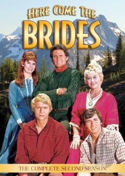Here Comes the Bride - The Complete Second Season DVD Cover Art