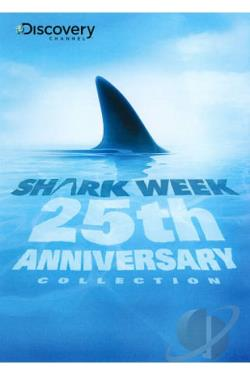 Shark Week: 25th Anniversary Collection DVD Cover Art