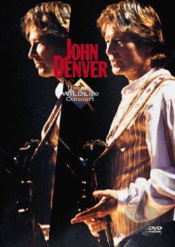 John Denver: The Wildlife Concert DVD Cover Art