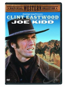 Joe Kidd DVD Cover Art