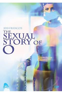 Sexual Story of O DVD Cover Art