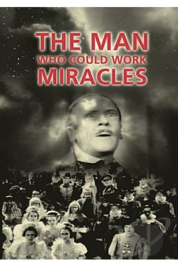 Man Who Could Work Miracles DVD Cover Art