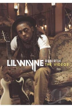 Lil Wayne: Rebirth DVD Cover Art