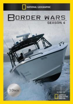 National Geographic: Border Wars - Season 4 DVD Cover Art