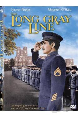 Long Gray Line DVD Cover Art
