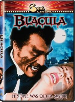 Blacula DVD Cover Art
