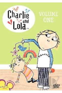 Charlie & Lola: Volume 1 DVD Cover Art