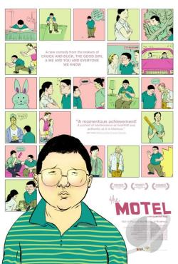 Motel DVD Cover Art