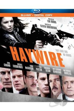 Haywire BRAY Cover Art