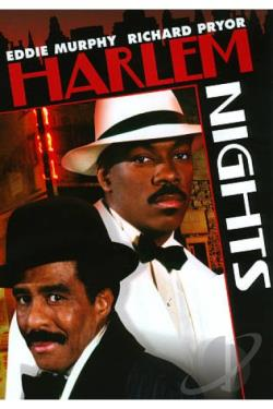 Harlem Nights DVD Cover Art
