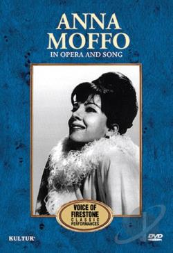 Anna Moffo in Opera and Song DVD Cover Art