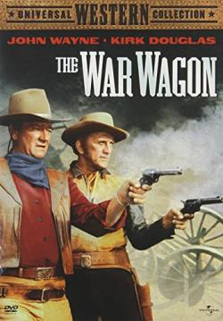 War Wagon DVD Cover Art