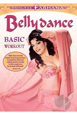 Princess Farhana: Belly Dance Basic Workout DVD Cover Art