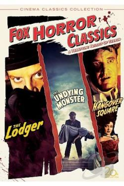 Fox Horror Classics DVD Cover Art
