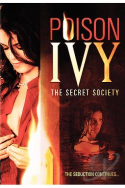 Poison Ivy 4 - Secret Society DVD Cover Art