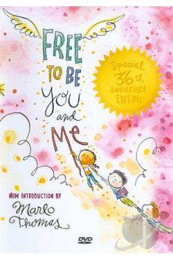 Free to Be...You and Me DVD Cover Art