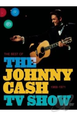 Best of the Johnny Cash TV Show DVD Cover Art