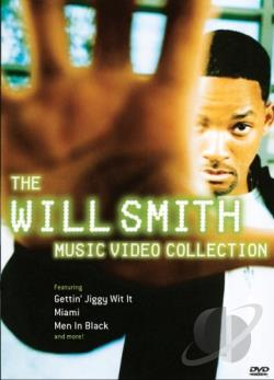Will Smith - Video Compilation DVD Cover Art