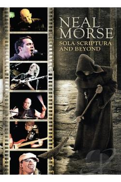 Neal Morse - Sola Scriptura & Beyond DVD Cover Art