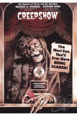 Creepshow DVD Cover Art