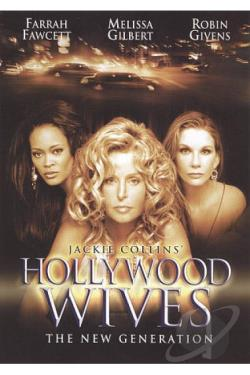 Hollywood Wives: The New Generation DVD Cover Art