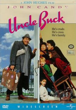 Uncle Buck DVD Cover Art