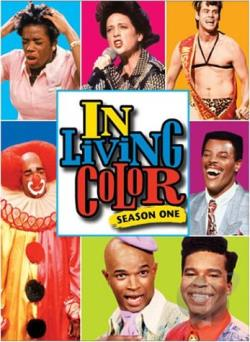 In Living Color - Season 1 DVD Cover Art