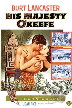 His Majesty O'Keefe DVD Cover Art
