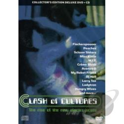 Clash Of Cultures-The Rise Of The New Electro Scen DVD Cover Art
