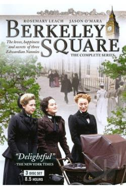 Berkeley Square DVD Cover Art