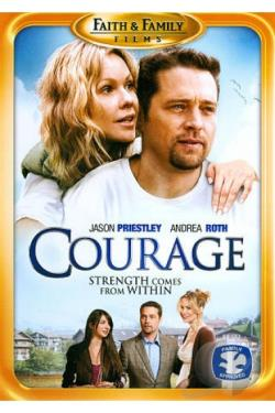 Courage DVD Cover Art