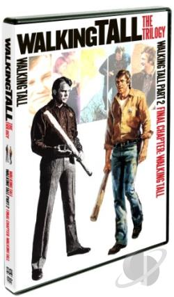 Walking Tall: The Trilogy DVD Cover Art