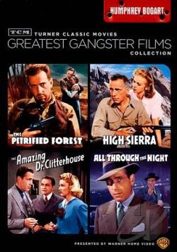 TCM Greatest Gangster Films Collection: Humphrey Bogart DVD Cover Art