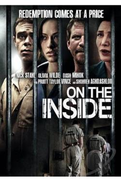 On the Inside DVD Cover Art