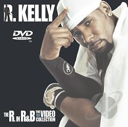 R. Kelly - The R. in R&B - The Video Collection DVD Cover Art