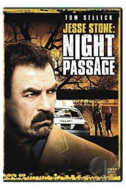 Jesse Stone - Night Passage DVD Cover Art