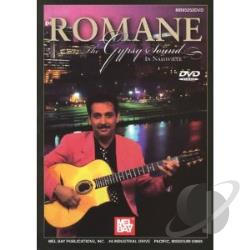 Romane: The Gypsy Sound DVD Cover Art