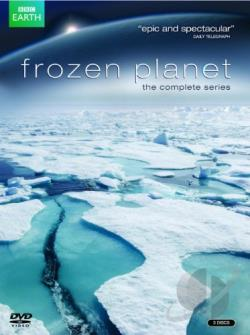 Frozen Planet - The Complete Series DVD Cover Art