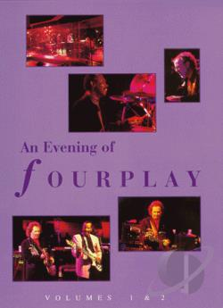 Evening Of Fourplay, An: Volumes 1&2 DVD Cover Art