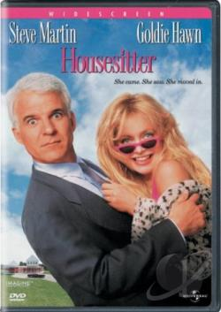 Housesitter DVD Cover Art