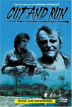 Cut And Run DVD Cover Art
